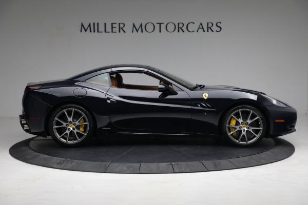 Used 2010 Ferrari California for sale Call for price at Rolls-Royce Motor Cars Greenwich in Greenwich CT 06830 15