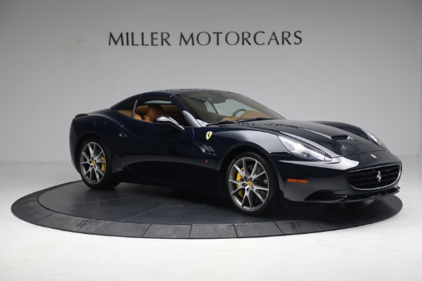 Used 2010 Ferrari California for sale Call for price at Rolls-Royce Motor Cars Greenwich in Greenwich CT 06830 16