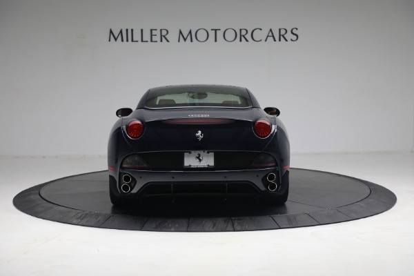 Used 2010 Ferrari California for sale Call for price at Rolls-Royce Motor Cars Greenwich in Greenwich CT 06830 17