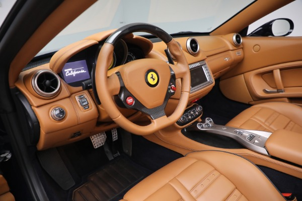 Used 2010 Ferrari California for sale Call for price at Rolls-Royce Motor Cars Greenwich in Greenwich CT 06830 18