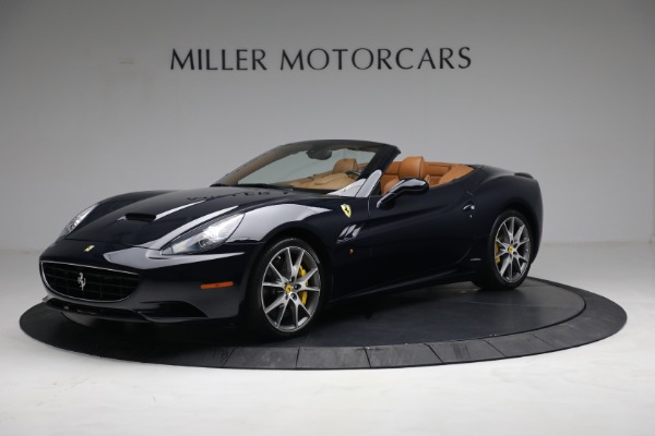 Used 2010 Ferrari California for sale Call for price at Rolls-Royce Motor Cars Greenwich in Greenwich CT 06830 2