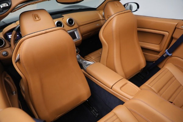 Used 2010 Ferrari California for sale Call for price at Rolls-Royce Motor Cars Greenwich in Greenwich CT 06830 21