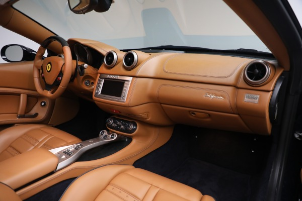 Used 2010 Ferrari California for sale Call for price at Rolls-Royce Motor Cars Greenwich in Greenwich CT 06830 22