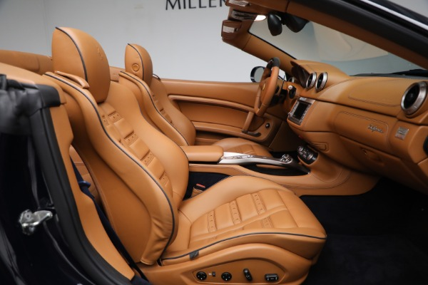 Used 2010 Ferrari California for sale Call for price at Rolls-Royce Motor Cars Greenwich in Greenwich CT 06830 23