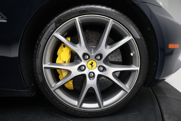 Used 2010 Ferrari California for sale Call for price at Rolls-Royce Motor Cars Greenwich in Greenwich CT 06830 28