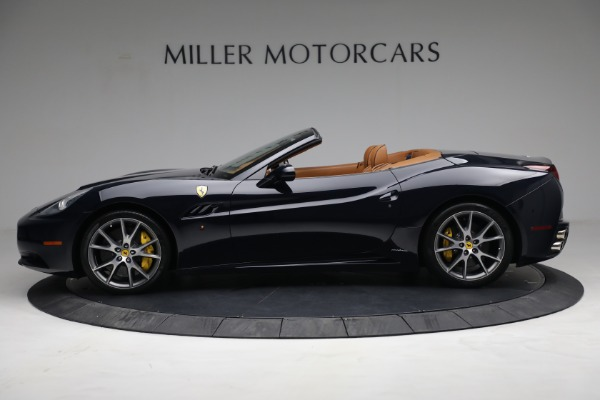 Used 2010 Ferrari California for sale Call for price at Rolls-Royce Motor Cars Greenwich in Greenwich CT 06830 3