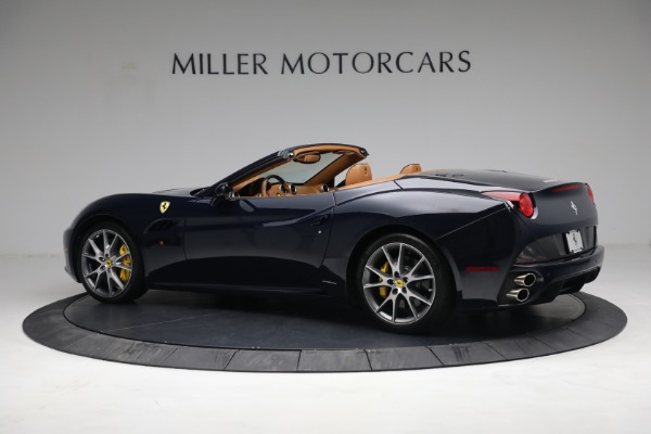 Used 2010 Ferrari California for sale Call for price at Rolls-Royce Motor Cars Greenwich in Greenwich CT 06830 4