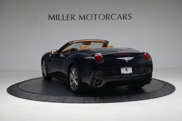 Used 2010 Ferrari California for sale Call for price at Rolls-Royce Motor Cars Greenwich in Greenwich CT 06830 5