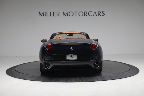 Used 2010 Ferrari California for sale Call for price at Rolls-Royce Motor Cars Greenwich in Greenwich CT 06830 6