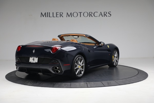 Used 2010 Ferrari California for sale Call for price at Rolls-Royce Motor Cars Greenwich in Greenwich CT 06830 7