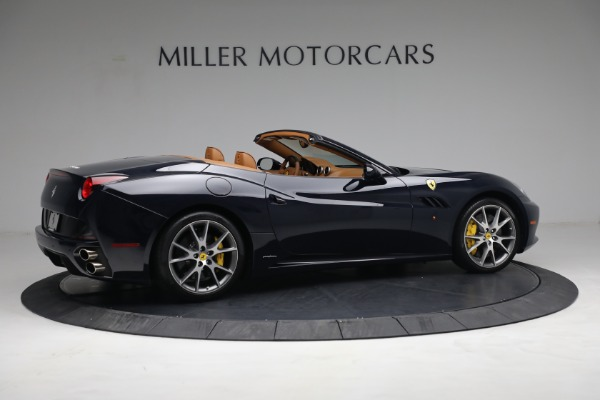 Used 2010 Ferrari California for sale Call for price at Rolls-Royce Motor Cars Greenwich in Greenwich CT 06830 8
