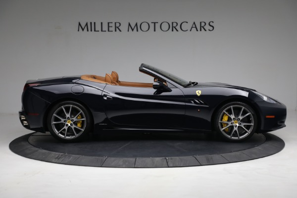 Used 2010 Ferrari California for sale Call for price at Rolls-Royce Motor Cars Greenwich in Greenwich CT 06830 9