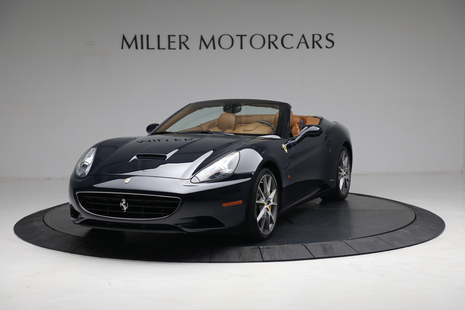 Used 2010 Ferrari California for sale Call for price at Rolls-Royce Motor Cars Greenwich in Greenwich CT 06830 1