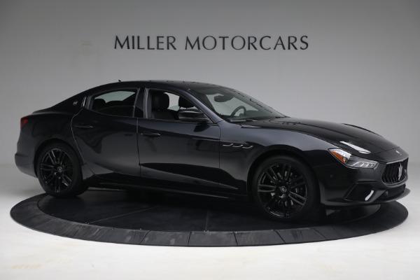 New 2021 Maserati Ghibli SQ4 for sale $92,894 at Rolls-Royce Motor Cars Greenwich in Greenwich CT 06830 10