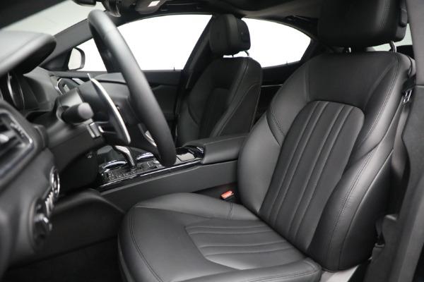 New 2021 Maserati Ghibli SQ4 for sale $92,894 at Rolls-Royce Motor Cars Greenwich in Greenwich CT 06830 15