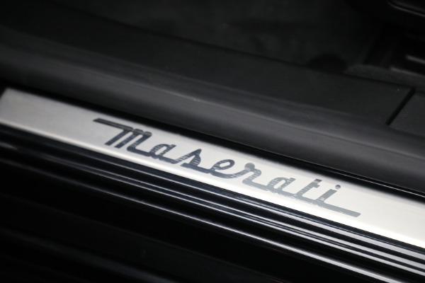 New 2021 Maserati Ghibli SQ4 for sale $92,894 at Rolls-Royce Motor Cars Greenwich in Greenwich CT 06830 20