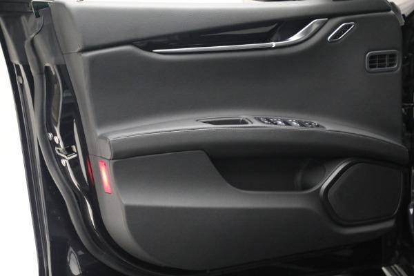 New 2021 Maserati Ghibli SQ4 for sale $92,894 at Rolls-Royce Motor Cars Greenwich in Greenwich CT 06830 21
