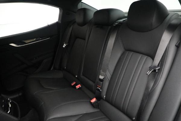 New 2021 Maserati Ghibli SQ4 for sale $92,894 at Rolls-Royce Motor Cars Greenwich in Greenwich CT 06830 22