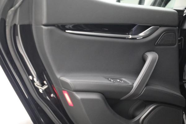 New 2021 Maserati Ghibli SQ4 for sale $92,894 at Rolls-Royce Motor Cars Greenwich in Greenwich CT 06830 24