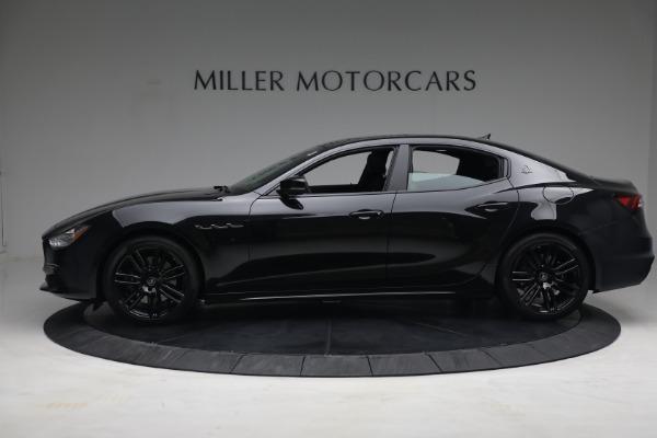 New 2021 Maserati Ghibli SQ4 for sale $92,894 at Rolls-Royce Motor Cars Greenwich in Greenwich CT 06830 3