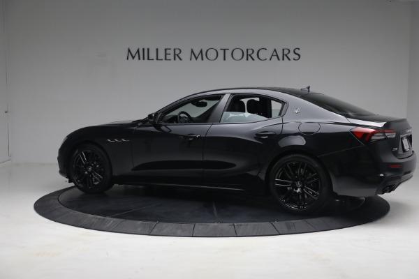 New 2021 Maserati Ghibli SQ4 for sale $92,894 at Rolls-Royce Motor Cars Greenwich in Greenwich CT 06830 4