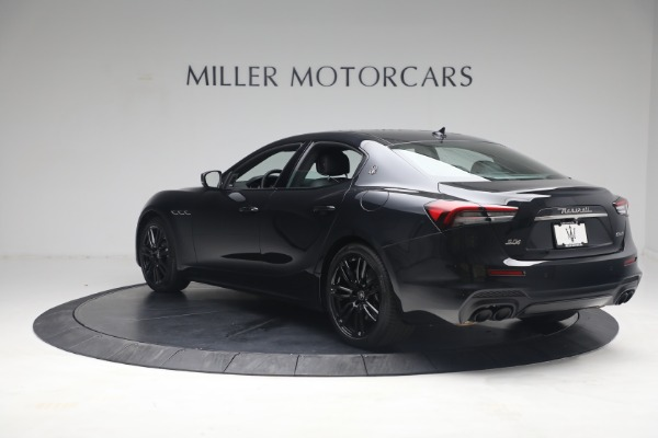 New 2021 Maserati Ghibli SQ4 for sale $92,894 at Rolls-Royce Motor Cars Greenwich in Greenwich CT 06830 5