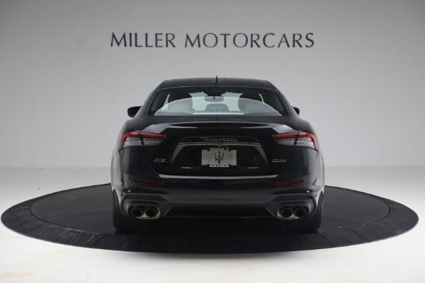 New 2021 Maserati Ghibli SQ4 for sale $92,894 at Rolls-Royce Motor Cars Greenwich in Greenwich CT 06830 6