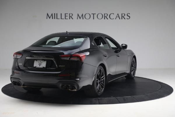 New 2021 Maserati Ghibli SQ4 for sale $92,894 at Rolls-Royce Motor Cars Greenwich in Greenwich CT 06830 7
