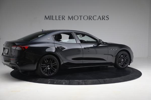 New 2021 Maserati Ghibli SQ4 for sale $92,894 at Rolls-Royce Motor Cars Greenwich in Greenwich CT 06830 8