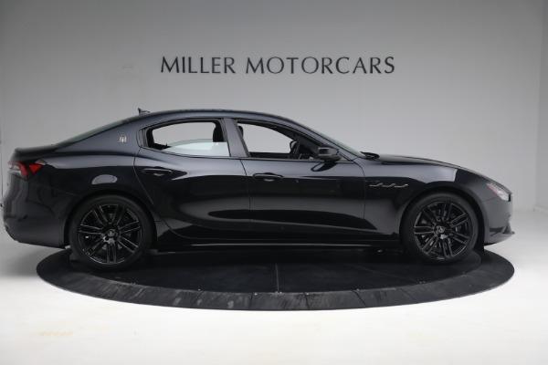 New 2021 Maserati Ghibli SQ4 for sale $92,894 at Rolls-Royce Motor Cars Greenwich in Greenwich CT 06830 9
