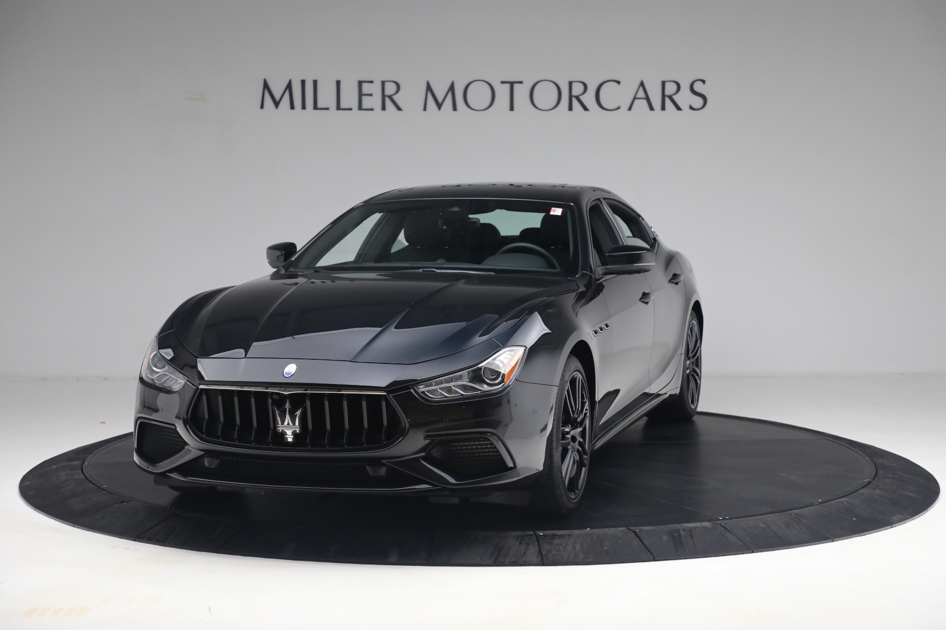 New 2021 Maserati Ghibli SQ4 for sale $92,894 at Rolls-Royce Motor Cars Greenwich in Greenwich CT 06830 1