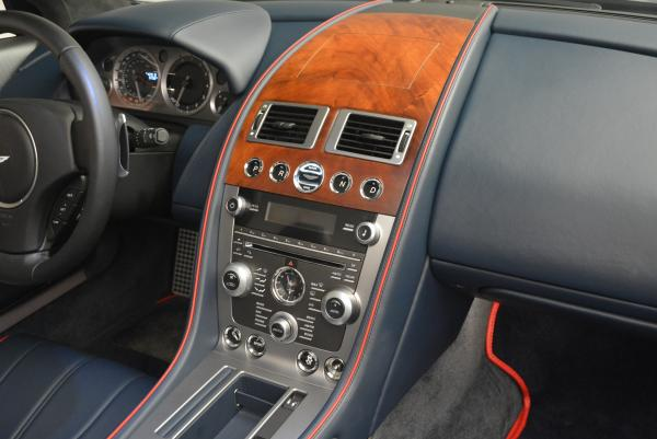 Used 2014 Aston Martin DB9 Volante for sale Sold at Rolls-Royce Motor Cars Greenwich in Greenwich CT 06830 19