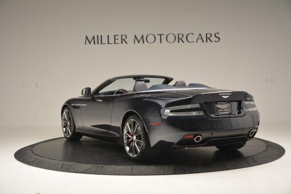 Used 2014 Aston Martin DB9 Volante for sale Sold at Rolls-Royce Motor Cars Greenwich in Greenwich CT 06830 5
