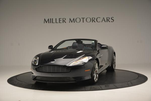 Used 2014 Aston Martin DB9 Volante for sale Sold at Rolls-Royce Motor Cars Greenwich in Greenwich CT 06830 1