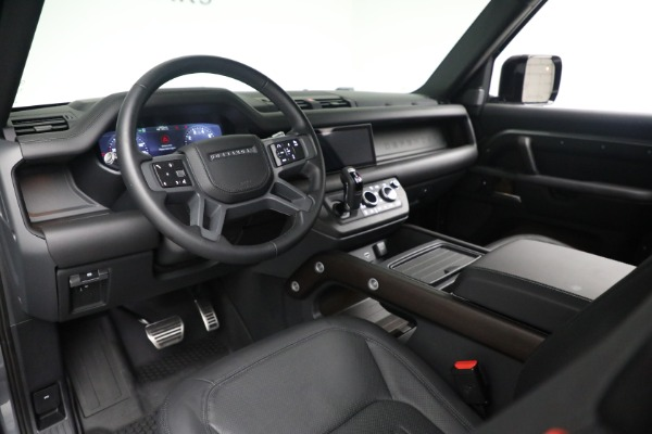 Used 2021 Land Rover Defender 90 X for sale $84,900 at Rolls-Royce Motor Cars Greenwich in Greenwich CT 06830 10