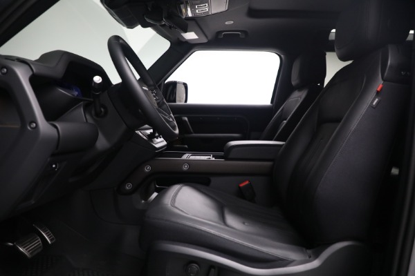 Used 2021 Land Rover Defender 90 X for sale $84,900 at Rolls-Royce Motor Cars Greenwich in Greenwich CT 06830 11
