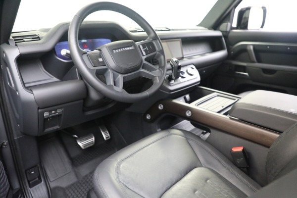 Used 2021 Land Rover Defender 90 X for sale $84,900 at Rolls-Royce Motor Cars Greenwich in Greenwich CT 06830 14