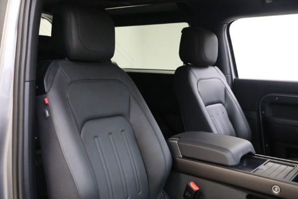 Used 2021 Land Rover Defender 90 X for sale $84,900 at Rolls-Royce Motor Cars Greenwich in Greenwich CT 06830 16