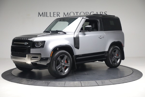 Used 2021 Land Rover Defender 90 X for sale $84,900 at Rolls-Royce Motor Cars Greenwich in Greenwich CT 06830 2