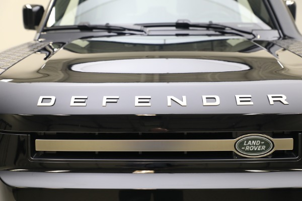 Used 2021 Land Rover Defender 90 X for sale $84,900 at Rolls-Royce Motor Cars Greenwich in Greenwich CT 06830 23