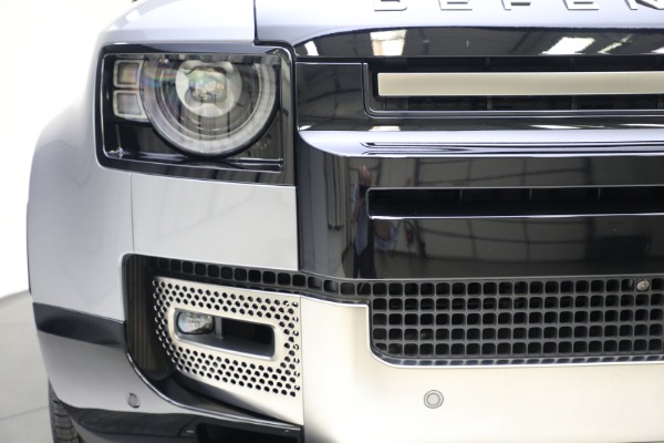 Used 2021 Land Rover Defender 90 X for sale $84,900 at Rolls-Royce Motor Cars Greenwich in Greenwich CT 06830 24