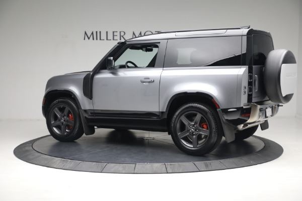 Used 2021 Land Rover Defender 90 X for sale $84,900 at Rolls-Royce Motor Cars Greenwich in Greenwich CT 06830 4