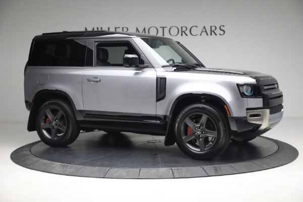 Used 2021 Land Rover Defender 90 X for sale $84,900 at Rolls-Royce Motor Cars Greenwich in Greenwich CT 06830 7