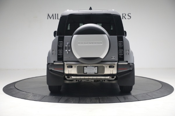 Used 2021 Land Rover Defender 90 X for sale $84,900 at Rolls-Royce Motor Cars Greenwich in Greenwich CT 06830 9