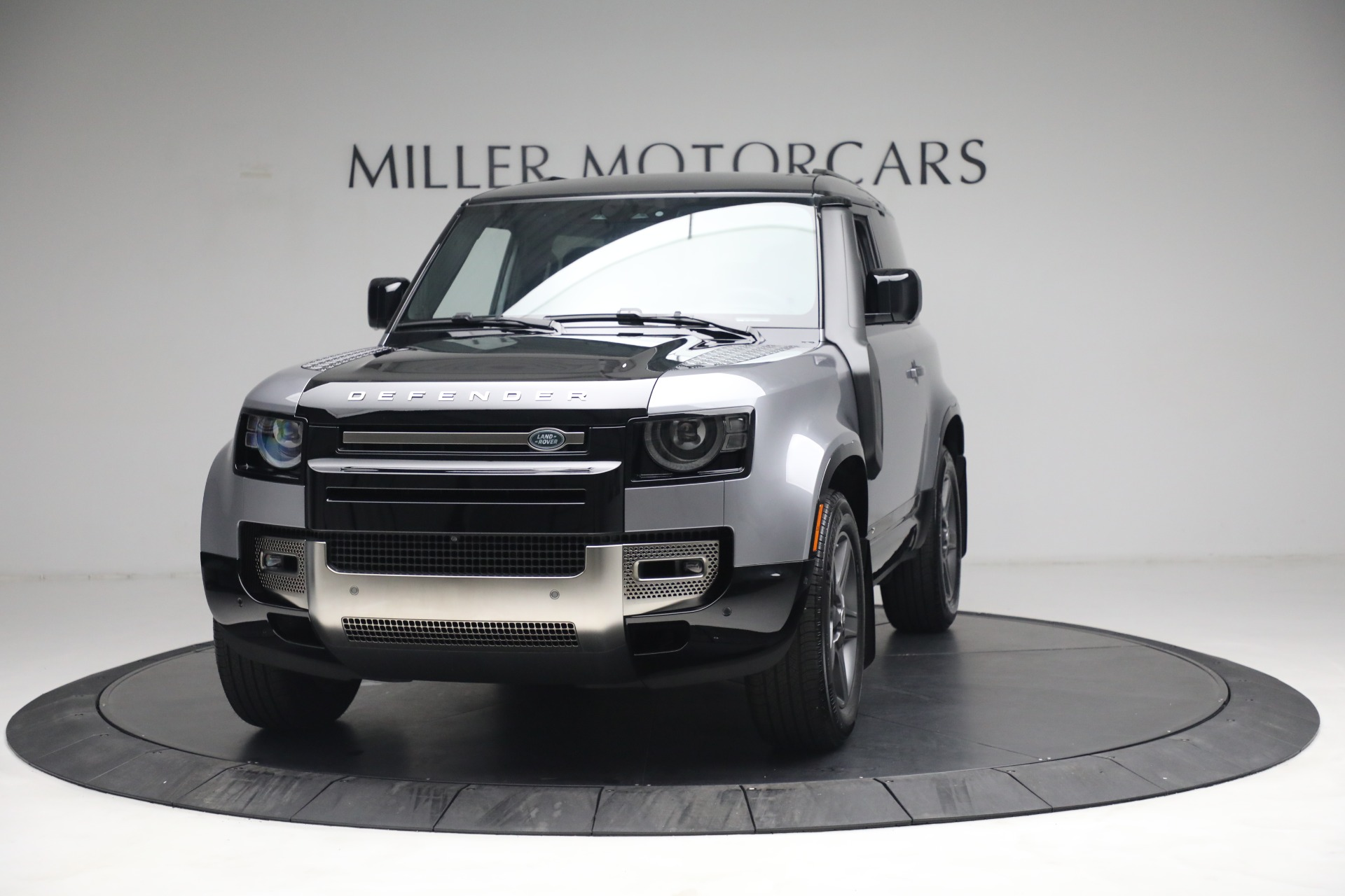 Used 2021 Land Rover Defender 90 X for sale $84,900 at Rolls-Royce Motor Cars Greenwich in Greenwich CT 06830 1