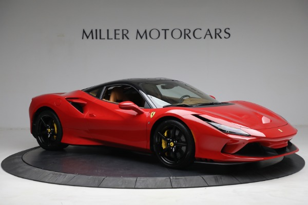 Used 2021 Ferrari F8 Tributo for sale Call for price at Rolls-Royce Motor Cars Greenwich in Greenwich CT 06830 10