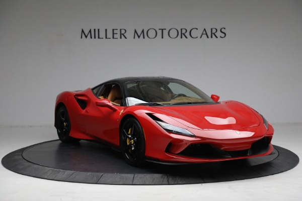 Used 2021 Ferrari F8 Tributo for sale Call for price at Rolls-Royce Motor Cars Greenwich in Greenwich CT 06830 11
