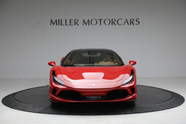 Used 2021 Ferrari F8 Tributo for sale Call for price at Rolls-Royce Motor Cars Greenwich in Greenwich CT 06830 12
