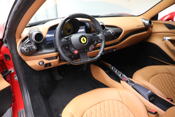 Used 2021 Ferrari F8 Tributo for sale Call for price at Rolls-Royce Motor Cars Greenwich in Greenwich CT 06830 13