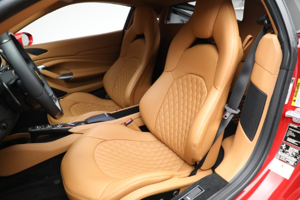 Used 2021 Ferrari F8 Tributo for sale Call for price at Rolls-Royce Motor Cars Greenwich in Greenwich CT 06830 15